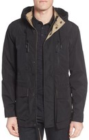 Andrew Marc Men's Big & Tall Hooded Field Jacket
