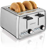 Hamilton Beach 4 Slice Chrome Toaster