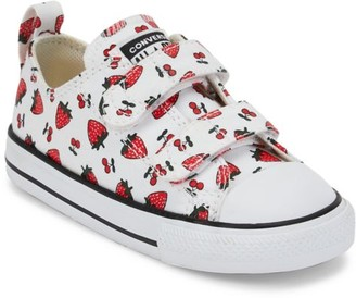 Converse Baby's & Little Girl's Spring Fruits Low-Top Chuck Taylor All-Star Sneakers