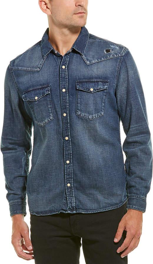 34d9fb2c852 The Kooples Men's Dress Shirts - ShopStyle