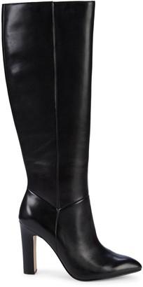 Saks Fifth Avenue Kortnee Leather Knee-High Boots