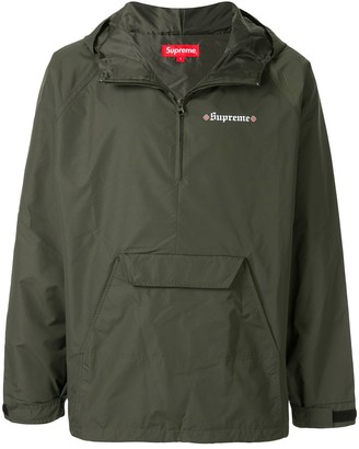 Supreme Independent Nylon Anorak