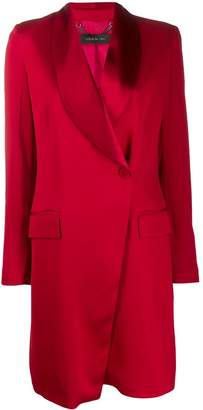 FEDERICA TOSI midi jacket-dress