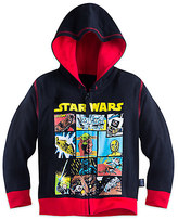 Disney Star Wars Comics Hoodie for Boys