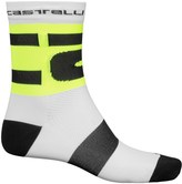 Castelli Free Cycling Socks - Crew (For Men)
