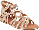 Gentle Souls by Kenneth Cole Gentle Souls Leather Lace-up Sandals - Break My Heart