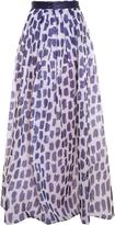 Martin Grant Printed Skirt