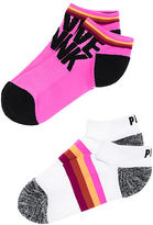 PINK Ultimate No-Show Socks