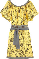Isola tunic dress