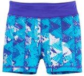 Under Armour Girls' Toddler UA Knockout Bike Shorts