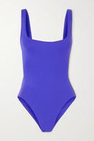 Thumbnail for your product : Eres Touareg Embellished Swimsuit - Blue