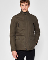 Quilted Cotton Field Jacket