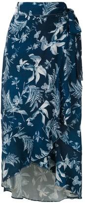 Lygia & Nanny Papoula printed sarong
