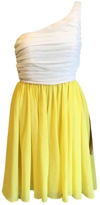 Erin Fetherston Yellow Dress for Women