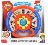 Fireman Sam Turn and Learn Wheel