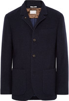Brunello Cucinelli - Slim-fit Double-faced Cashmere Jacket