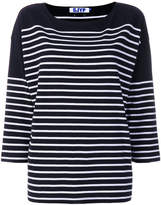 Sjyp striped T-shirt