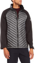 Tumi Hybrid Softshell Down Jacket