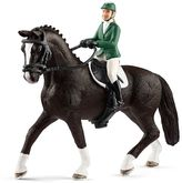 Schleich Horse Club Showjumper with Horse Figure Set by