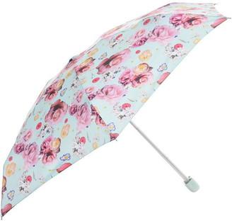Fulton Tiny Roses Umbrella