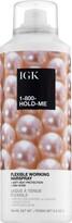 Igk IGK - 1-800-Hold-Me No-Crunch Flexible Hold Hairspray