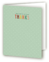 Minted The Book of Love Bridal Shower Thank You Cards