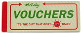 Knock Knock Holiday Vouchers Set