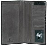 Dopp Men's RFID Alpha Collection Passport Travel Wallet