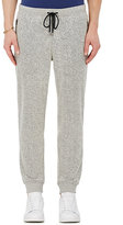 ATM Anthony Thomas Melillo Men's Reverse French Terry Sweatpants-GREY