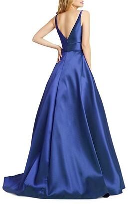 Mac Duggal Empire Waist Ball Gown