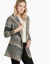 Lucky Brand Blanket Cardigan