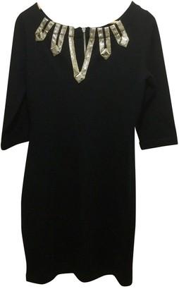 ALICE by Temperley Black Wool Dress for Women