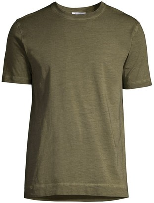 Boglioli Cotton Knit T-Shirt