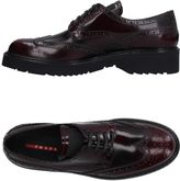 PRADA SPORT Lace-up shoes