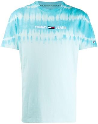 Tommy Jeans tie-dye cotton T-shirt