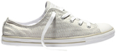 Converse Chuck Taylor All Star Dainty Ox 555866 Engineered Lace Dots Ash Grey/White/Mouse Sneaker