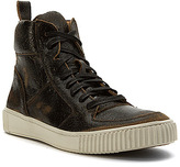 John Varvatos Men's Bedford High Top Sneaker
