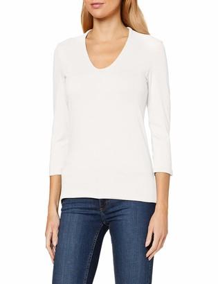 More & More Women's Langarmshirt Von Long Sleeve Top