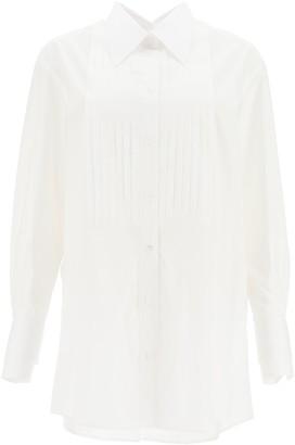 Dolce & Gabbana oversized cotton shirt