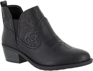 Easy Street Womens Vim Plus Slouch Boot