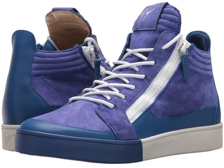 Giuseppe Zanotti Brek Mid Top Sneaker Men's Shoes