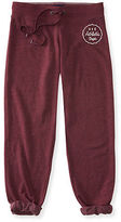 Aeropostale Womens Nyc Athletic Classic Cinch Sweatpants