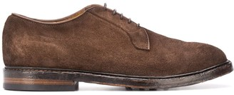 Officine Creative Repead tarnished derby shoes