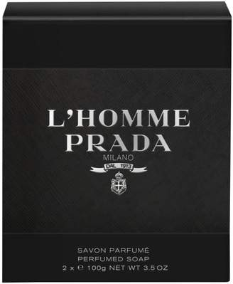Prada L Homme Perfumed Soap