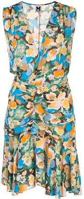 M Missoni Floral Print Dress