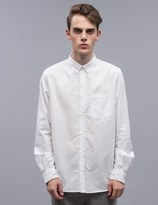 Norse Projects Anton Oxford L/S Shirt