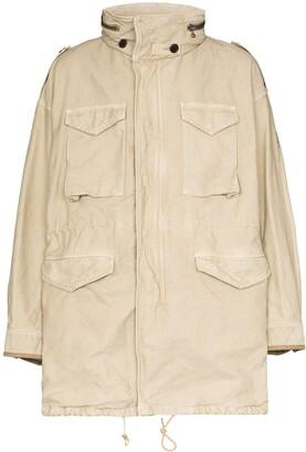 Visvim Bickle pocket jacket