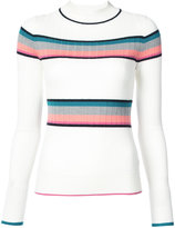 Tome striped detail jumper