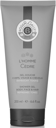 Roger & Gallet Roger&Gallet L'Homme Cedre Shower Gel 200ml