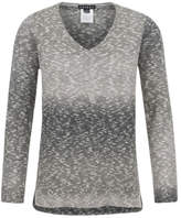 Tribal Muted V-Neck Sweater